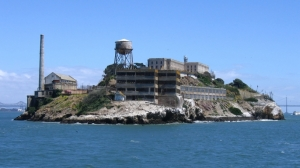 "Alcatraz, nicknamed ""The Rock"""