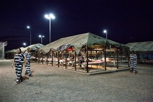 "Sheriff Joe's ""Tent City"""